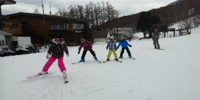 2017東スキー合宿